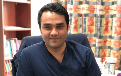 Welcome Dr Nikhil Gopal